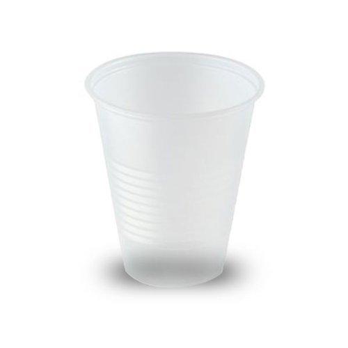 7 Oz Translucent Plastic Cup - 8