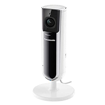 HomeHawk by Panasonic Indoor Full HD 1080p Home Monitoring Camera