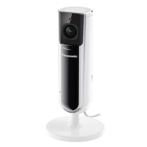 HomeHawk by Panasonic Indoor Full HD 1080p Home Monitoring Camera - Panasonic Outdoor Wireless Network