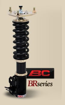 BC Racing BR Series Coilovers 07-13 Mitsubishi EVO X - CZ4A (Best Evo X Coilovers)