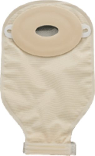 Nu-Hope Laboratories Inc One-piece Post-Op Pre-cut Adult Drainable Pouch with Closure Clamp 3/4