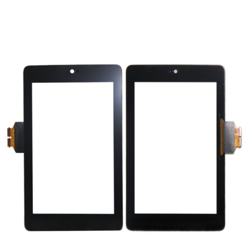 Skiliwah Asus Google Nexus 7 ME370T 1st Generation 2012 Tablet Replacement Assembly (Touch Screen Digitizer only) (Nexus Me370t Replacement Screen)