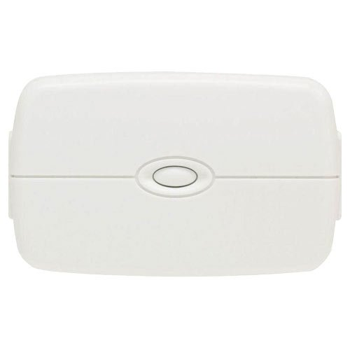 GE Z-Wave Wireless Smart Lighting Control Lamp Module, Dimmer, Plug-In, White, Hub Required, 12718, Works with Alexa