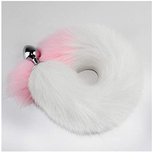 Elegant and stylish plush fox tail - role playing costume accessories Halloween party -