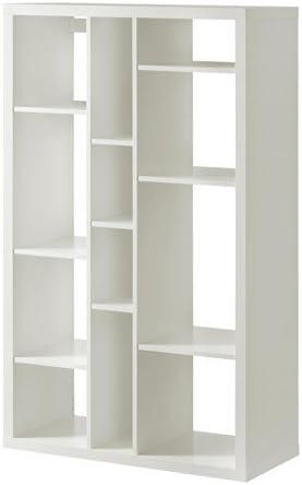 IKEA Kallax estantería de color blanco 602.946.22: Amazon.es ...