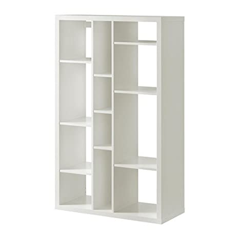 Scaffali Ikea Kallax.Amazon Com Ikea Kallax Shelf Unit White 602 946 22 Home