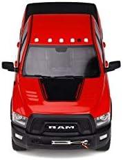 GT Spirit Dodge Ram 2500 Power Wagon Pick Up 2017 rot Modellauto 1:18