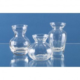 Two'S Company, Inc. - Hand Blown Glass Vases Set of 3 (Trio Vases)