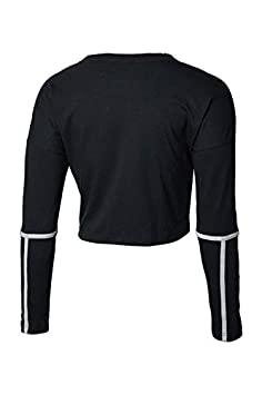 Under Armour Womens Lighter Longer Cropped Crew Under Armour Apparel 1321372