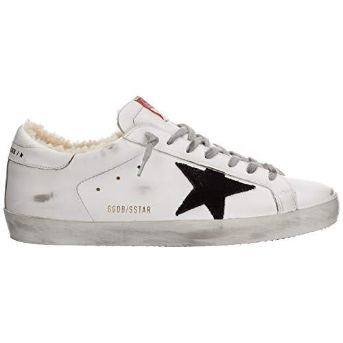 Golden-Goose-Superstar-Leather-Upper-Suede-Star-Shearling-Lining-Mens-Sneaker