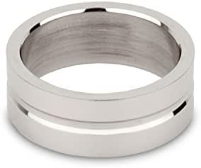 Supernatural Inspired Dean Winchester Ring Sizes 5, 6, 7, 8, 9, 10, 11, 12, 13, 14, 15 SURGICAL STAINLESS STEEL