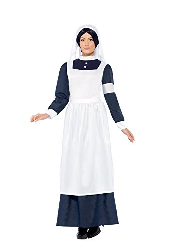 Edwardian Costumes – Cheap Halloween Costumes Great War Nurse Costume $49.94 AT vintagedancer.com