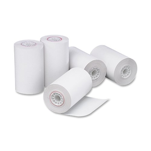 PM Company Thermal rolls for Cash Register/POS, 3-1/8'' x 90', 72 Rolls per Carton (05209) by PM Company (Image #1)