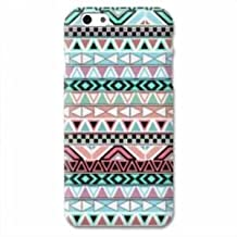 Case Iphone 6 / 6s motifs Aztec azteque - - azteque turquoise B -
