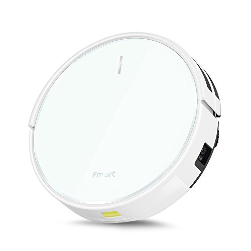 Fmart Pro Robotic Vacuum Cleaner with Self-Charging, Mop and Water Tank, Robot Vacuum Cleaner for Hard Floor, Low-pile Carpet, APP Control, Wi-Fi Connected - Cleaning Robot FM-R570 by Fmart (Image #1)
