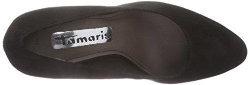 Tamaris 22411 - Zapatos De Tacón para hombre Negro (Black 001)