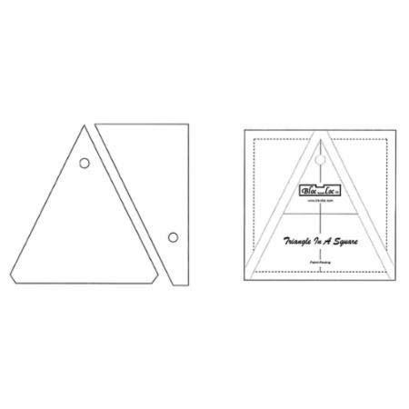 Bloc Loc~Triangle in a Square 3