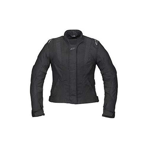 Alpinestars Stella P1 Sport Touring Drystar Textile Womens Jacket (Black, X-Large)