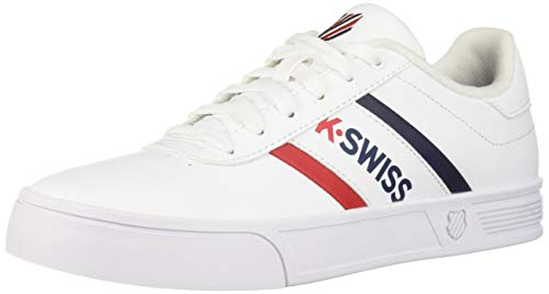 K-Swiss Women's Court LITE SPELLOUT Sneaker