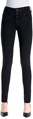 Cup of Joe Hose Damen Jeans TESS Black Women
