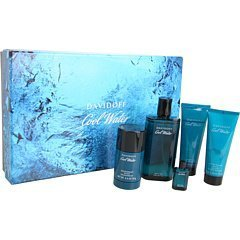 ff for Men 5 Piece Set: 4.2 Oz Eau De Toilette Spray + 2.5 Oz After Shave Balm + 2.5 Oz Shower Gel + 5ml Eau De Toilette Miniature + 2.4 Oz Deodorant Stick (Cool Water Spray After Shave Balm)