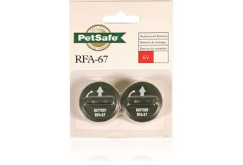 Dantona Battery For Petsafe & Sportdog Collar Rfa-67 Lithium