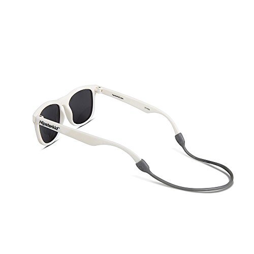 909d0f9e96 FCTRY Hipsterkid Baby Opticals - Polarized Sunglasses w Strap - Kids Girl  Boy