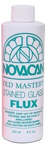 Novacan Old Masters Flux - 8 Oz by Novacan Industries