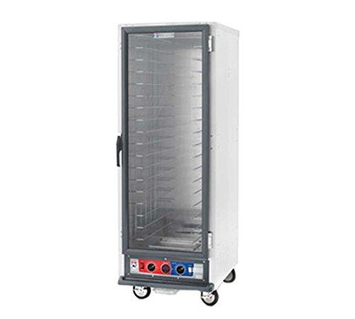 - Metro C5 1 Series Full-height Heated Proofing W/ Lip Load Slides - C519-PFC-L