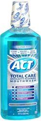 ACT TOTAL CARE ICY CLEAN MINT 18OZ
