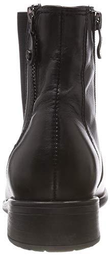 Liverpool Ara st Black Womens Chelsea 71 Boots schwarz BHHdq7Pxnw