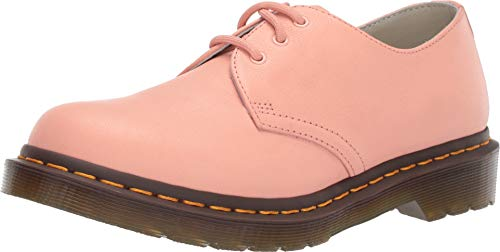 (Dr. Martens Women's 1461 Core Salmon Pink 6 M UK)