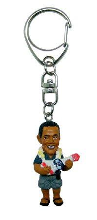 Obama Keychain Ukulele KC HAWAII