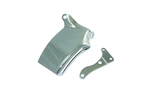 SPC Performance 6073 Long Water Pump Alternator Bracket for Small Block Chevy -2 Pieces
