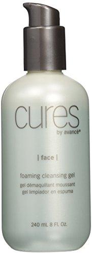 Cures by Avance Foaming Cleansing Gel 8 fl oz.