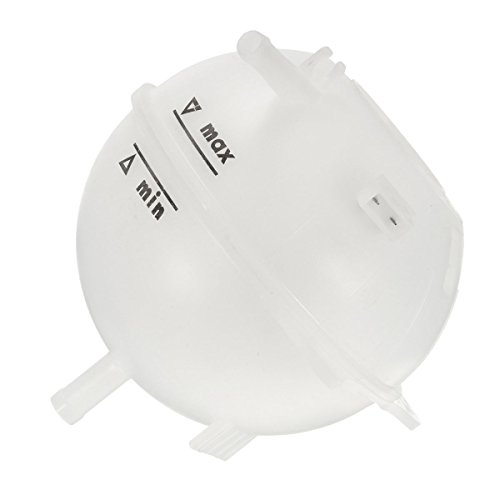 (Funnytoday365 Expansion Header Tank Coolant Reservoir Bottle For Vw T4 Transporter 701121407B)