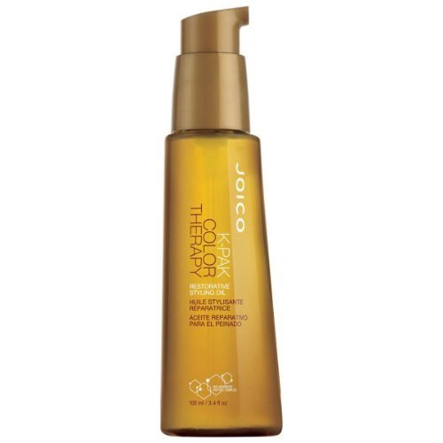 Joico K-Pak Color Therapy Restorative Styling Oil, 3.4 Fluid Ounce