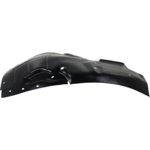 MAPM Front, Driver Side Car & Truck Fenders Plastic Front Section JA1248104 FOR 2007-2012 Jaguar XK by Make Auto Parts Manufacturing