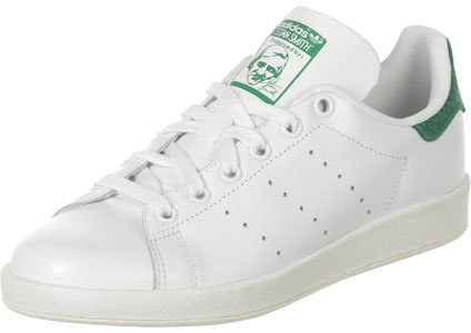 Stan Smith White W Green White Blanco Luxe adidas TAdwxFA