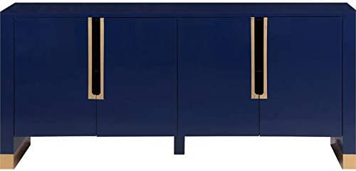 Meridian Furniture Florence Collection Modern | Contemporary Sideboard/Buffet