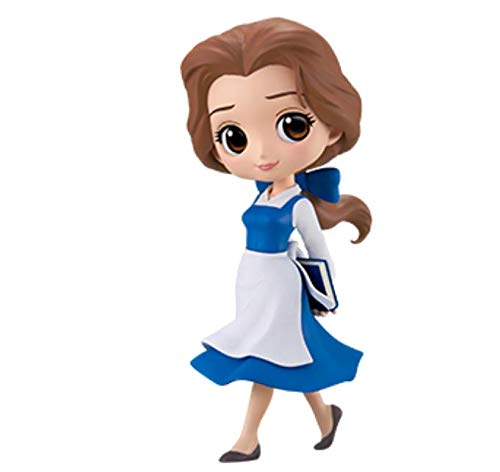 Banpresto Q posket Disney Characters Belle Country Style Normal Color Japan only]()