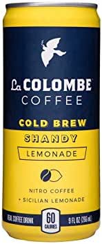 Coffee Drinks: La Colombe Cold Brew Shandy