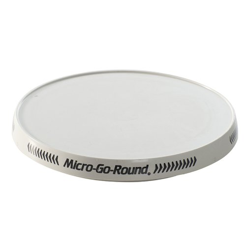 (Nordic Ware MIcrowave Micro-Go-Round 10 Inch)