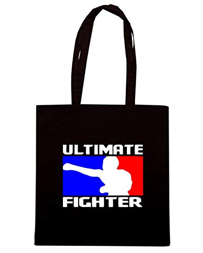 BOXING MUAY UFC INLEY MMA Shopper FIGHTER Nera Borsa ULTIMATE THAI TR0141 qZaYnUw