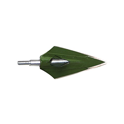 Diamond Broadhead (Zwickey Black Diamond Eskilite Broadhead 135 gr 4 Blade)