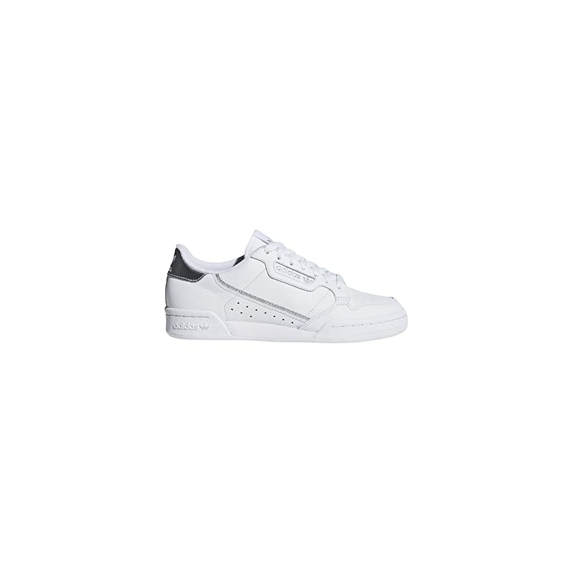 Adidas Continental Bianco argento Ee8925 Sneakers Per Donna