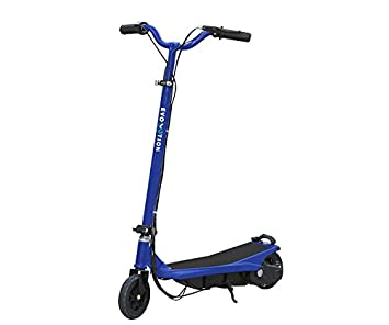 Evomotion Scooters - Scooter eléctrico Infantil, Elektro, Azul