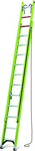 Little Giant Ladder Systems 17724 Hyperlite 24' Type IA Fiberglass Extension Ladder
