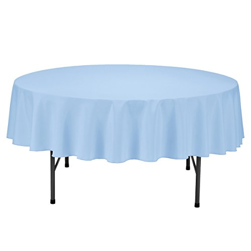 Remedios 70 inch Round Polyester Tablecloth