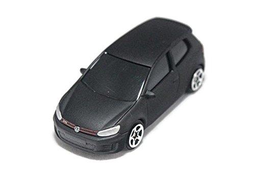 RMZ City 1:64 Diecast Car Volkswagen Golf Gti (Metallic Black) (L x W x H),7 x 2.5 x 3